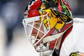 Scott Darling 2014-2015